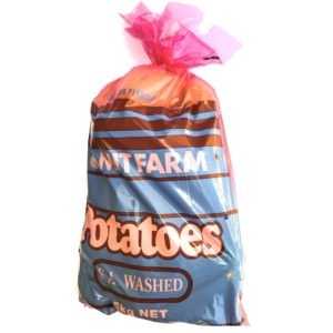 Potato - Washed 5kg bag