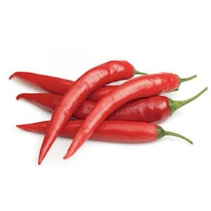 Chilli Red Long