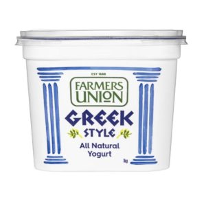 Yogurt Greek Style 1kg