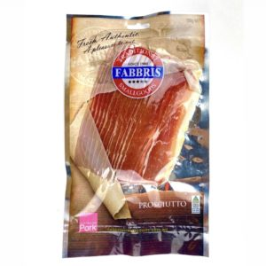 "Prosciutto sliced ""Multiple Award Winning Medals""  by Fabbris"