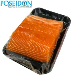 "FRESH FISH - Atlantic Salmon fillets ""Skin-On Twin Pack"" from Tasmania **FRESH DAILY** (order by 11.59pm for next day delivery)"