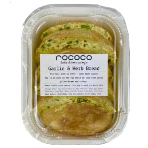 Garlic Bread - *Home made fresh by Rococo take home range*