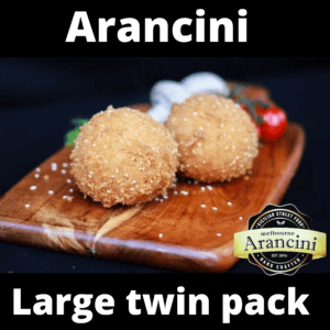 "Arancini (stuffed rice balls) - HAND MADE By Melbourne Arancini ***PICK YOUR FLAVOURS***  ""Now Available in TWIN PACK"""