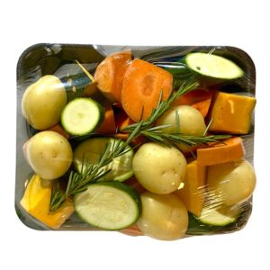 Roast Mixed Vegetables Ready-Cut Country Style