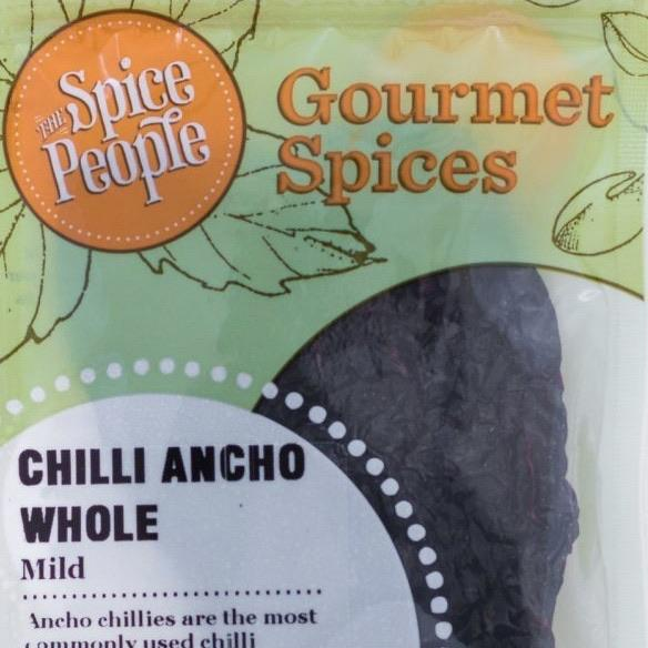Chilli - Ancho whole - Dried