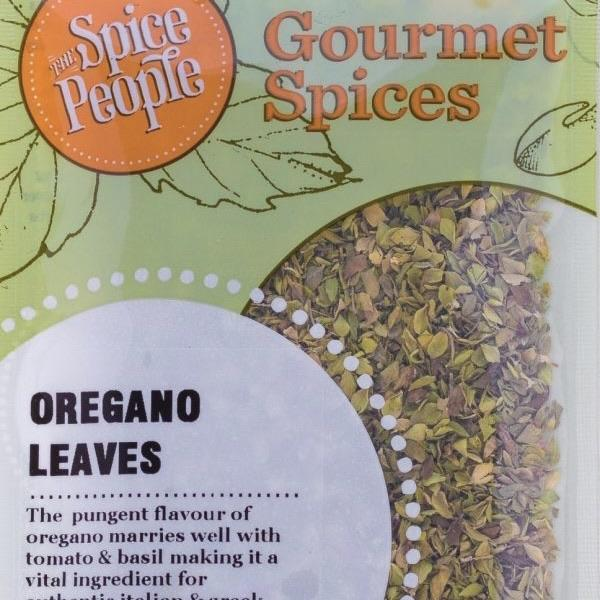 Herb - Oregano Leaves - Dried